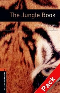 Book Oxford Bookworms Library, New Edition: Level 2 (700 headwords) The Jungle Book Audio CD Pack by Jennifer Bassett