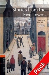Book Oxford Bookworms Library, New Edition: Level 2 (700 headwords) Stories from the Five Towns Audio CD… by Jennifer Bassett