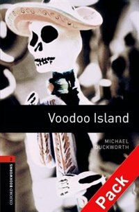 Book Oxford Bookworms Library, New Edition: Level 2 (700 headwords) Voodoo Island Audio CD Pack by Jennifer Bassett