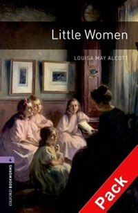 Book Oxford Bookworms Library, New Edition: Level 4 (1,400 headwords) Little Women Audio CD Pack by Jennifer Bassett