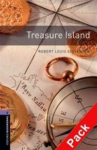 Book Oxford Bookworms Library, New Edition: Level 4 (1,400 headwords) Treasure Island Audio CD Pack by Jennifer Bassett