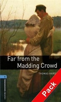 Book Oxford Bookworms Library, New Edition: Level 5 (1,800 headwords) Far From The Madding Crowd Audio… by Jennifer Bassett