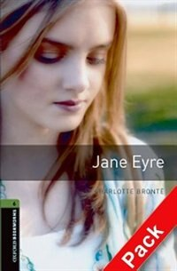 Book Oxford Bookworms Library, New Edition: Level 6 (2,500 headwords) Jane Eyre Audio CD Pack by Jennifer Bassett