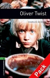 Book Oxford Bookworms Library, New Edition: Level 6 (2,500 headwords) Oliver Twist Audio CD Pack by Jennifer Bassett