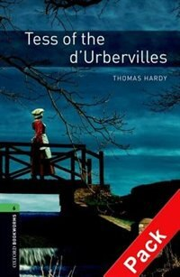 Book Oxford Bookworms Library, New Edition: Level 6 (2,500 headwords) Tess of the dUrbervilles Audio CD… by Jennifer Bassett