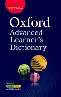 Book Oxford Advanced Learners Dictionary: Hardback + DVD + Premium Online Access Code by Oxford