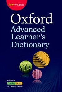 Book Oxford Advanced Learner Dictionary House Paperback+DVD-ROM W/ Online Access Pack by Oxford