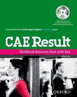 Book CAE Result!, New Edition: Workbook Resource Pack with Key by Paul A. Davies