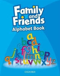 Family and Friends: Alphabet Book