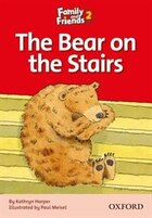 Family and Friends Readers: Reader 2D Bear on the Stairs