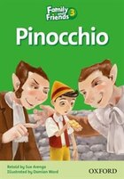 Family and Friends Readers: Reader 3C Pinocchio