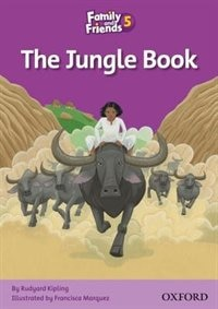 Book Family and Friends: Level 5 The Jungle Book by Rudyard Kipling