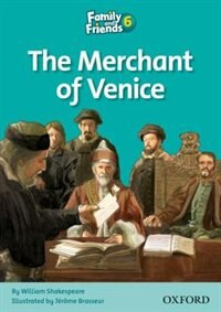 Book Family and Friends 6: Merchant of Venice by Oxford