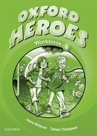 Book Oxford Heroes: Level 1 Workbook by Jenny Quintana