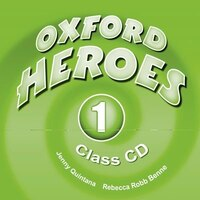 Oxford Heroes: Level 1 Class Audio CDs (2)