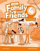 Family and Friends: Level 4 Workbook