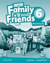 Family and Friends: Level 6 Workbook