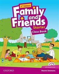 Family and Friends: Starter Class Book Pack