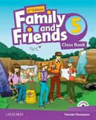 Family and Friends: Level 5 Class Book Pack
