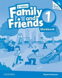 Family and Friends: Level 1 Workbook and Online Skills Practice Pack