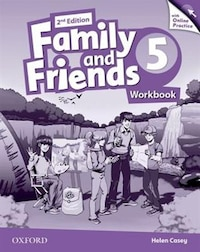 Family and Friends: Level 5 Workbook and Online Skills Practice Pack