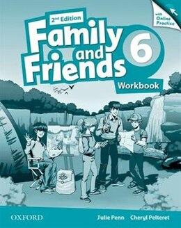 Book Family and Friends: Level 6 Workbook and Online Skills Practice Pack by Julie Penn