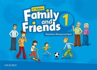Family and Friends: Level 1 Teachers Resource Pack