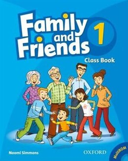 Book Family and Friends 1: Class Book and MultiROM Pack by Oxford