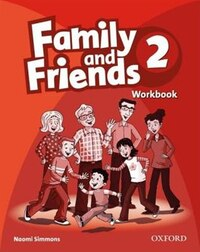Family and Friends: Level 2 Workbook