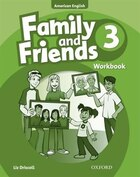 Family and Friends American Edition: Level 3 Workbook