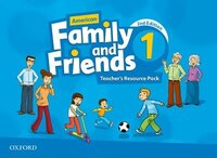 American Family and Friends: Level One Teachers Resource Pack: Supporting all teachers, developing…