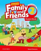 American Family and Friends: Level 2 Student Book: Supporting all teachers, developing every child