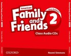 American Family and Friends: Level 2 Class Audio CDs: Supporting all teachers, developing every…
