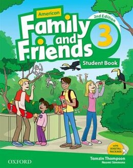 Book American Family and Friends: Level 3 Student Book: Supporting all teachers, developing every child by Naomi Simmons