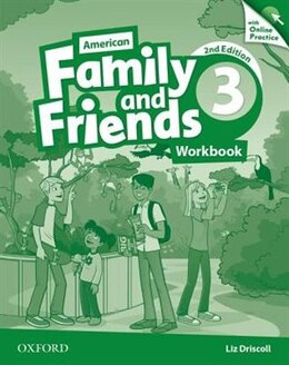 Book American Family and Friends: Level 3 Workbook with Online Practice: Supporting all teachers… by Naomi Simmons