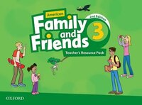 American Family and Friends: Level 3 Teachers Resource Pack: Supporting all teachers, developing…