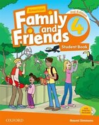 American Family and Friends: Level 4 Student Book: Supporting all teachers, developing every child