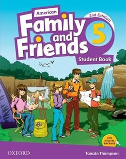 Book American Family and Friends: Level 5 Student Book: Supporting all teachers, developing every child by Naomi Simmons