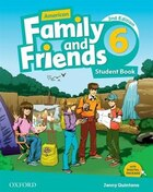 American Family and Friends: Level 6 Student Book: Supporting all teachers, developing every child