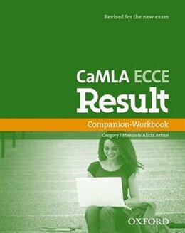 Book CaMLA ECCE Result: Companion Workbook by Gregory J. Manin