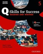 Q Skills for Success: Level 5 Reading and Writing Student Book with iQ Online