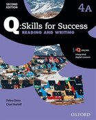Q Skills for Success: Level 4 Reading and Writing Split Student Book A with iQ Online