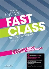 Book Fast Class New Edition: Students Book and Online Workbook by Kathy Gude