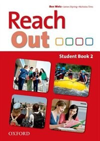 Book Reach Out: Level 2 Students Book by Ben Wetz