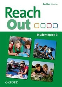 Book Reach Out: 3 Students Book by Ben Wetz