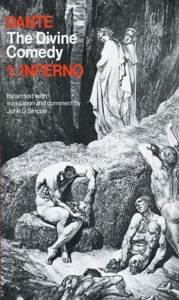 The Divine Comedy: Volume 1: Inferno by Dante Alighieri
