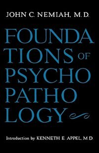 Book Foundations of Psychopathology by John C. Nemiah