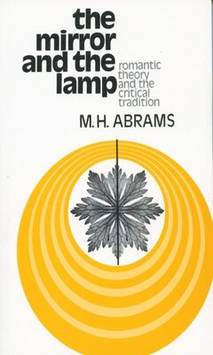 Book The Mirror and the Lamp: Romantic Theory and the Critical Tradition by Meyer H. Abrams