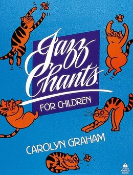 Book Jazz Chants for Children: Student Book by Carolyn Graham