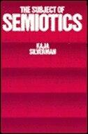 Book The Subject of Semiotics by Kaja Silverman